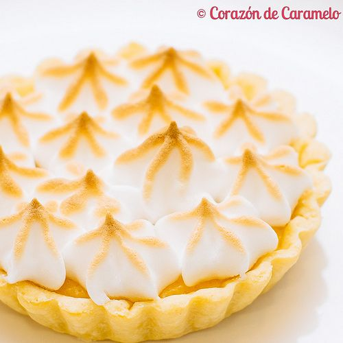 Tartaletas de Lemon Pie