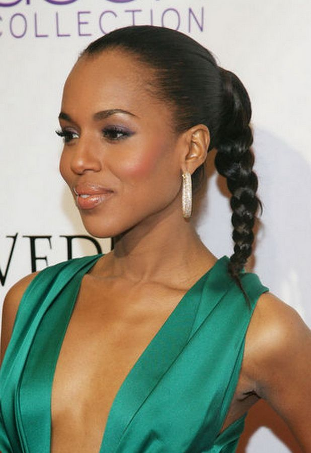 Simple Braided Hairstyles For Prom : 1057 best prom hairstyles for black girls images on pinterest