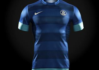 NIKE, Inc. - Nike Unveils India National Football Team Kit