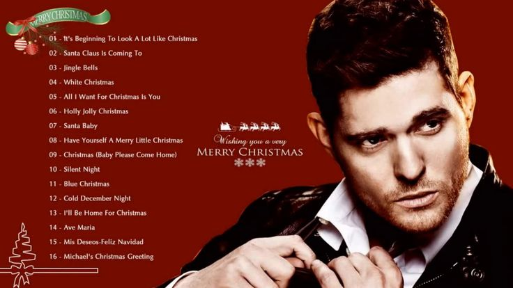 Michael Buble Christmas Songs Full Album - The Best Songs Of Michael Buble