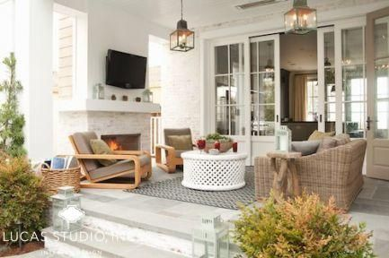 love this outside patio