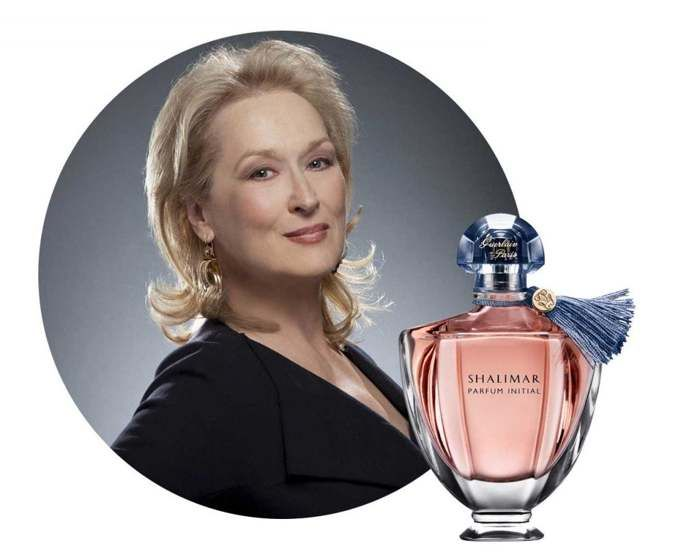What Perfumes Do Celebrities Wear Meryl Streep Funmary Perfume Tom Ford Black Orchid Dior Pure Poison