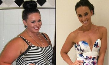 Woman Reveals How She Lost Eight Stone In Nine Months