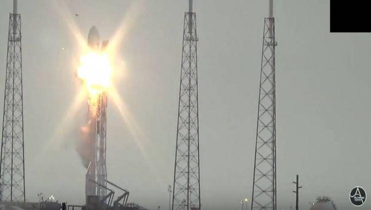 Η ΜΟΝΑΞΙΑ ΤΗΣ ΑΛΗΘΕΙΑΣ: Θεωρίες συνωμοσίας: Η καταστροφή του Falcon 9 οφεί...