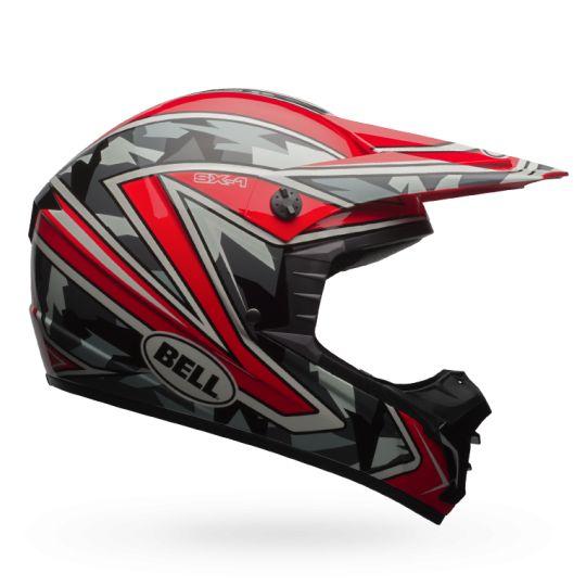 Bell SX-1 Supercross and Motocross Helmet