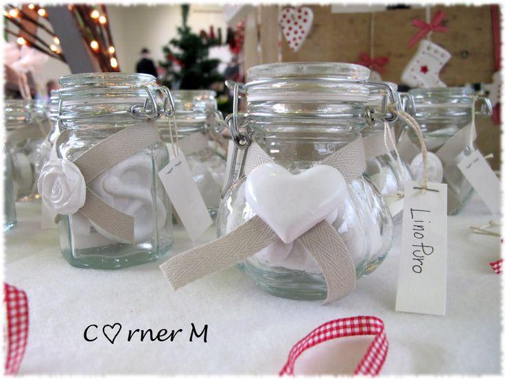 idea per #bomboniere per un matrimonio #country