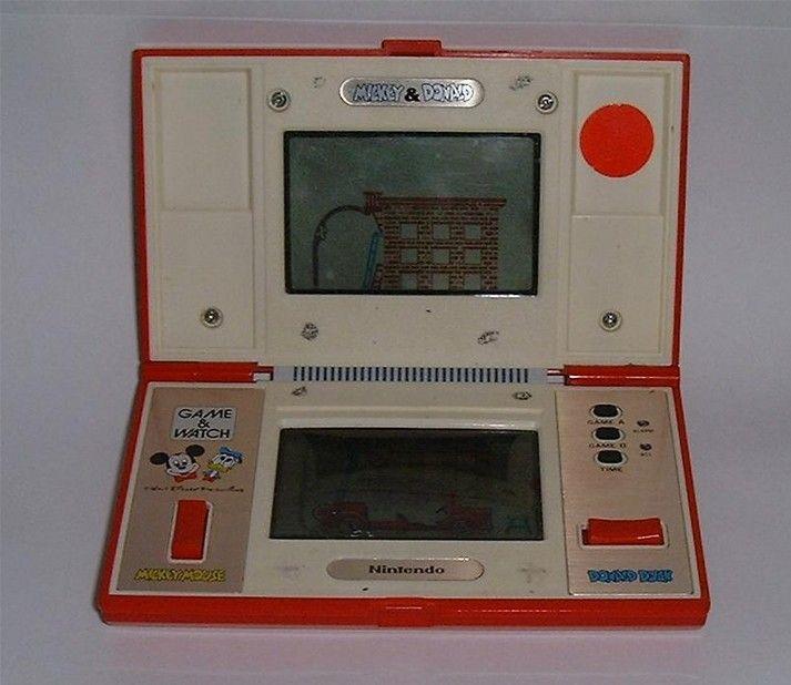 Game & Watch, Nintendo