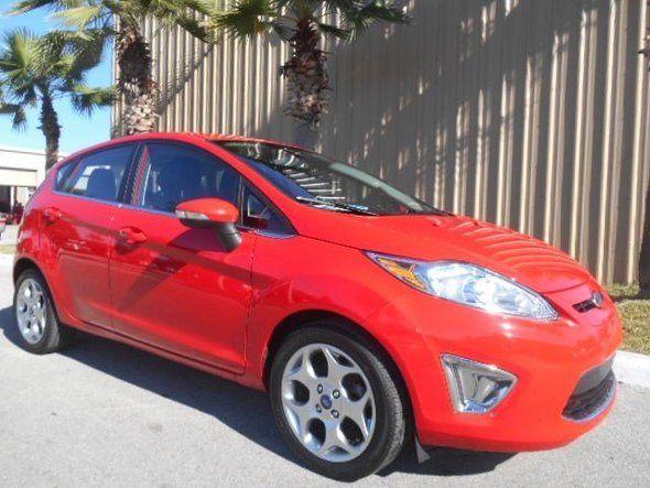 Vehicle Spotlight: 2013 Ford Fiesta Titanium | Palm Coast Ford News