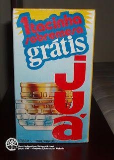 O Grupo CUF - elementos para a sua história: Embalagem de Detergente JUÁ