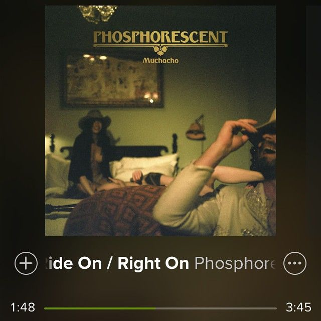 Such a great song #phosphorescent