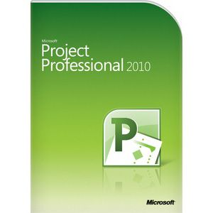 Download Microsoft Project Professional 2010
