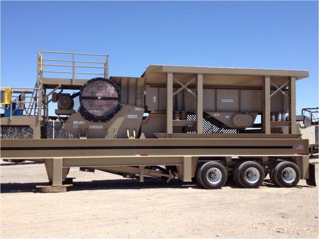 2013 TELSMITH 32X44 Planta Trituradora para venta - Dakota Fabricating Glendale, AZ
