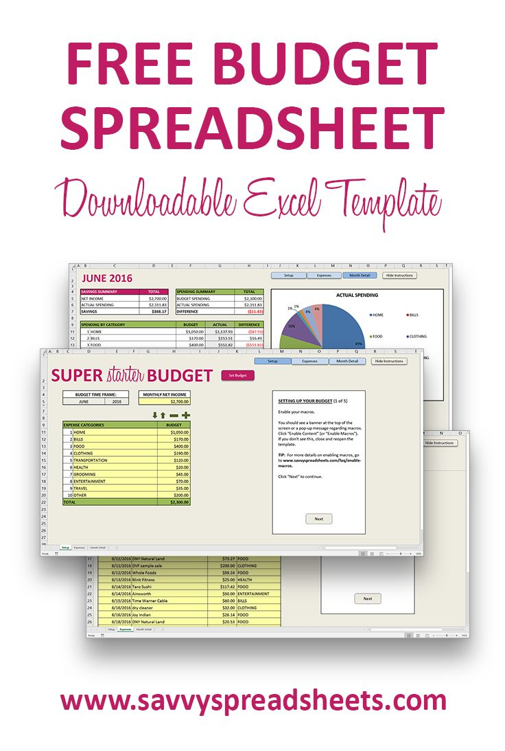 17 best ideas about excel budget on pinterest