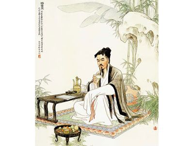 Tales My Mother Told Me Volume 2- Tale 5: A Poet's Writing Skills Decline.  This tale came about when my mother and I were watching a documentary on video one evening. The documentary was about a well known Chinese poet and writer named Jiang Yan.  Jiang Yan's poetry and essays were highly regarded across China during the South & North Dynasties.  Although Jiang Yan came from a very poor family that did not stop him from studying hard and following his passion to become a writer...