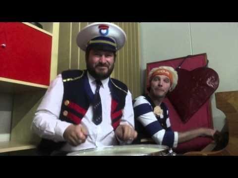 ▶ Het papalied - De lente van Kapitein Winokio (boek+cd) - YouTube