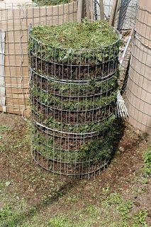 Autarkie und Selbstversorgung - Ideen, Projekte, Erfahrungen: Guerrila Gardening - Der Kartoffelturm