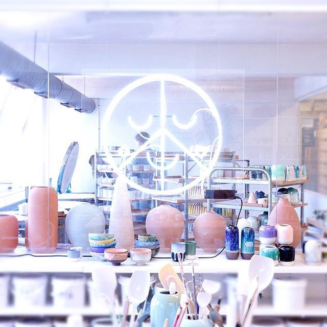 Studio Arhoj Is A Danish Interior Design Ceramics Located In Copenhagen Our And The Store Are Open To Public