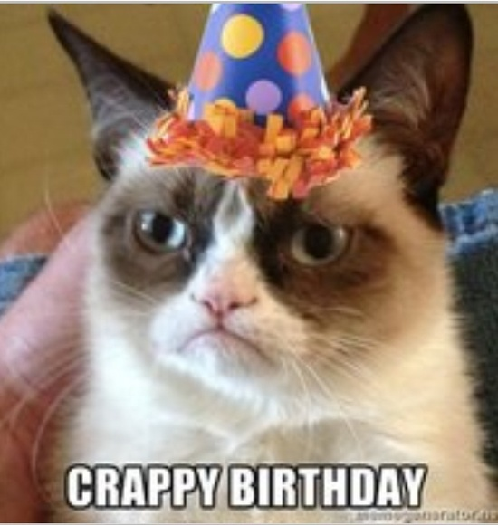 25+ Best Ideas About Grumpy Cat Birthday On Pinterest