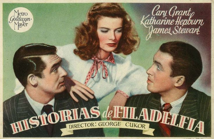 "Historias de Filadelfia (1940) ""The Philadelphia Story"" de George Cukor - tt0032904"