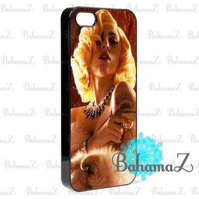 New Rare Machete Kills Lady Gaga iPhone 5 5S Case | Bahamaz - Accessories on ArtFire