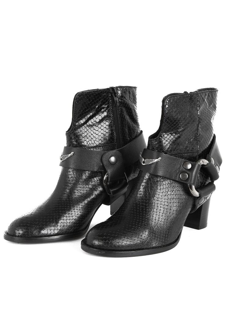 Zadig et Voltaire Boot Louise