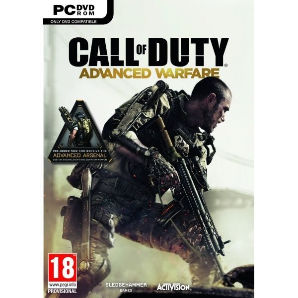 Call of Duty: Advanced Warfare (CD Key Steam)