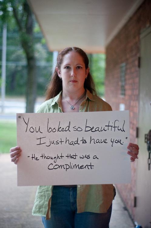 Dating rape survivor