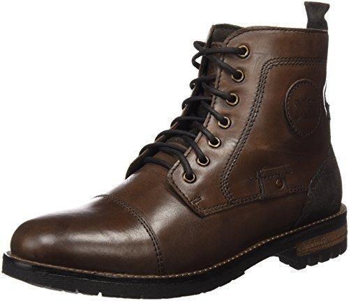 Oferta: 69.95€ Dto: -10%. Comprar Ofertas de XTI Botin Cro. Piel, Zapatos de Cordones Oxford para Hombre, Marrón (Marron), 41 EU barato. ¡Mira las ofertas!