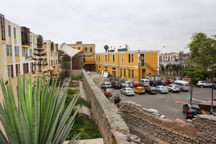 Parque La Muralla - Lima