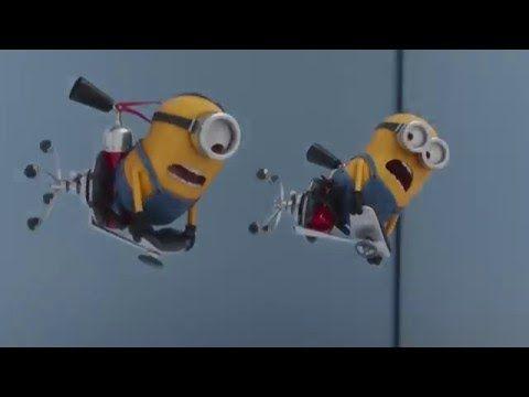 "MINIONS SHORT  ""The Competition""   Mini Movie"