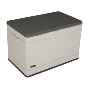 Outdoor Deck Storage Box 130 Gallon