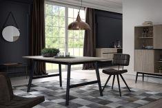 Tables à Manger en Bois de Chêne : Collection HENDRIX