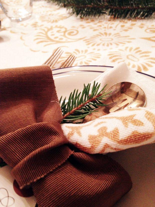 4 idee per apparecchiare una tavola invernale divertendosi con i bambini