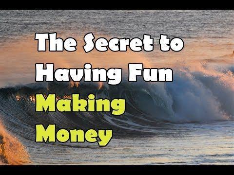 Abraham Hicks The Secret to Having Fun Making Money - YouTube