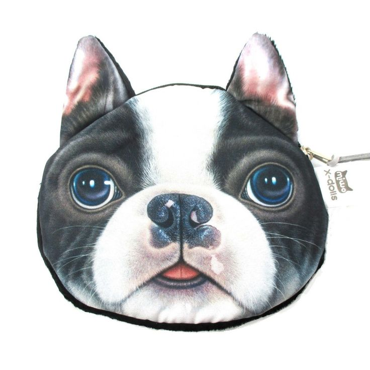 Lola French Bulldog Coin Purse