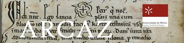 Arcaz, n.º 2. Folha mensal com destaques de fundos e da atividade do Arquivo Distrital de Braga
