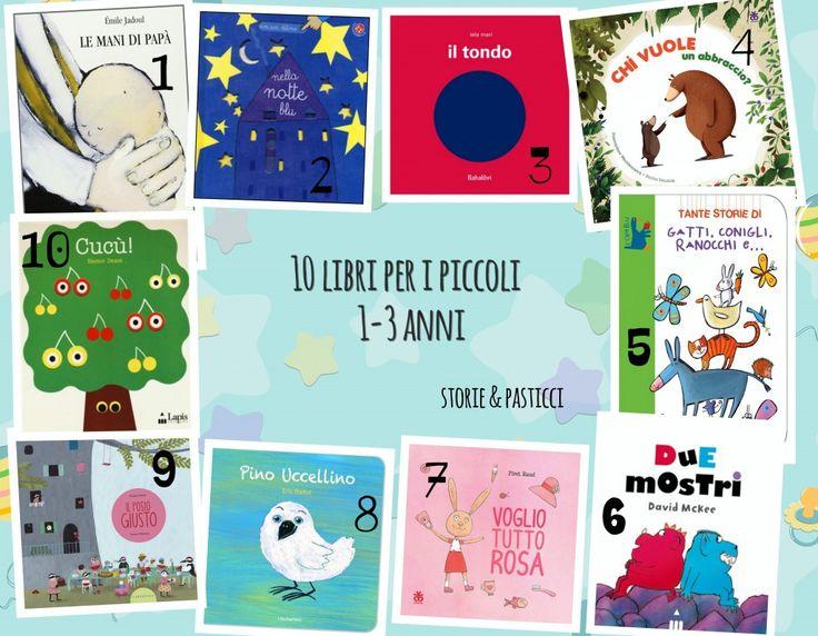 10 libri per i piccoli