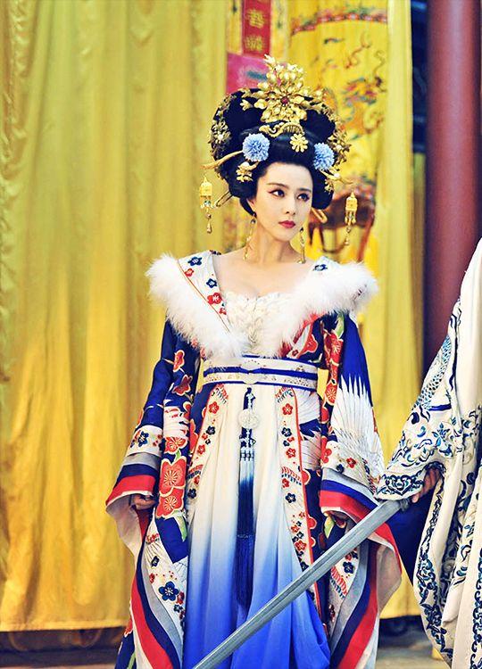Fan Bingbing in 'The Empress of China' (2014).