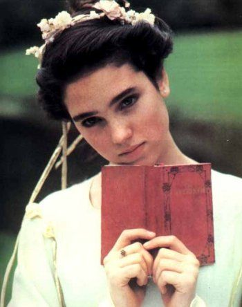 : Jennifer Connelly, Beautiful, Favorite Movies, Castles, Book, Children, Childhood, The Labyrinths, Labyrinths Movies