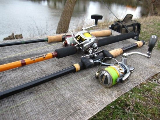 1000 images about fishing rods reels on pinterest for Fiberglass fishing pole
