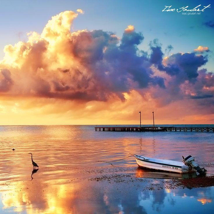 Belize Sky III by IsacGoulart.deviantart.com on @DeviantArt