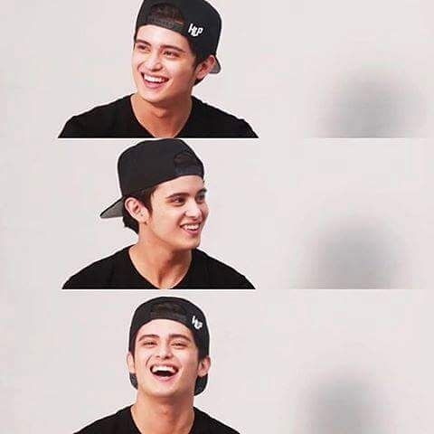 Happy 23rd Birthday Hayme ❤ #TeamReal #JaDine #Hayme #JamesReid