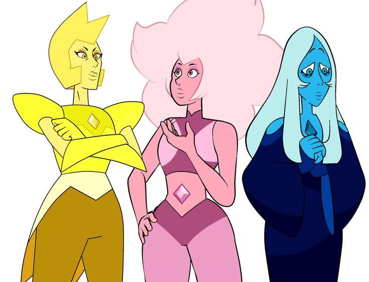 Reinas Del Universo Y Las Gemas... ✨✨