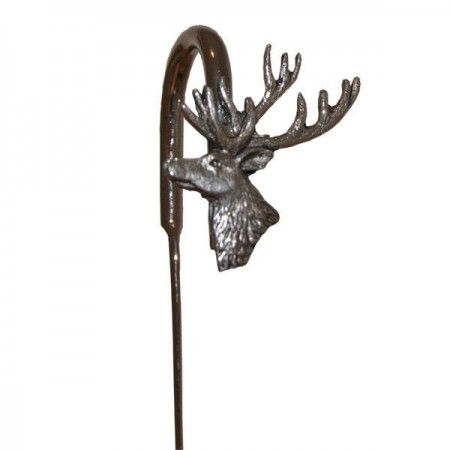 Pewter Stag Head Bookmark - £8.99