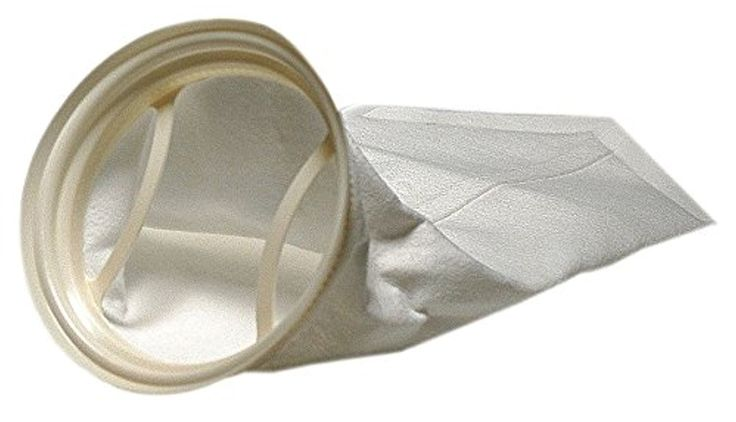 Parker Hannifin - G1P100-Q - Felt Filter Bag, Polypropylene Material, 80 gpm Max. Flow, 100 Microns -- Awesome products selected by Anna Churchill