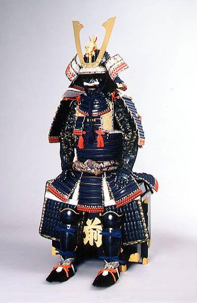 samurai armor | ... Kebiki Itazane Samurai Armor & Helmet | Samurai Store International