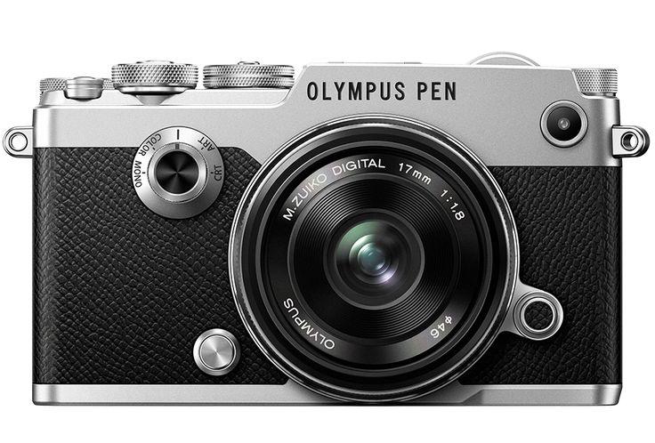 PEN‑F - Systemkamera ; Kompakta System Kameror - PEN - Olympus