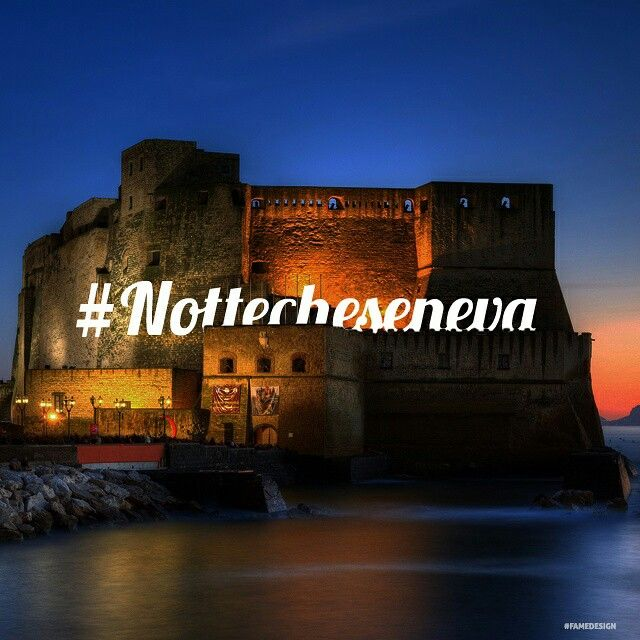 #nottecheseneva Naples & digital Hearts