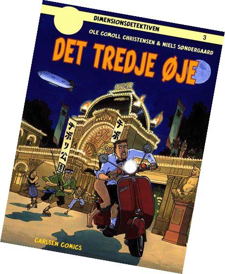 Det Tredje Øje. With Niels Søndergaard. Publisher: CARLSEN