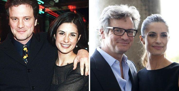 Colin Firth és Livia Giuggioli – 19 éve együtt (2017)